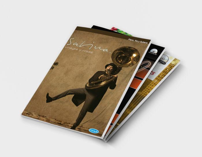 Diseño portadas